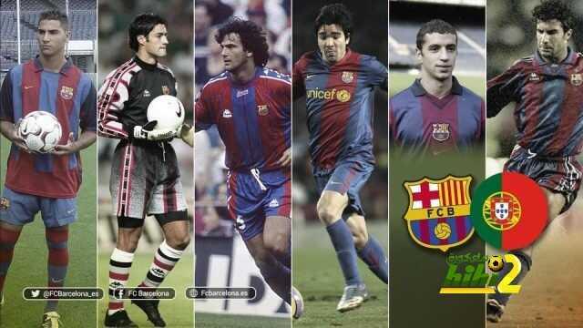 بعد إنضمام جوميش .. ماذا قدم البرتغاليين السابقين في برشلونة ؟ coobra.net