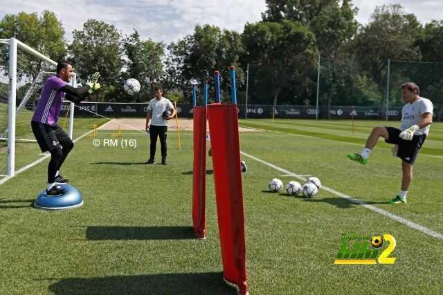 صور : ريال مدريد يواصل إستعداداته للموسم الجديد ! coobra.net