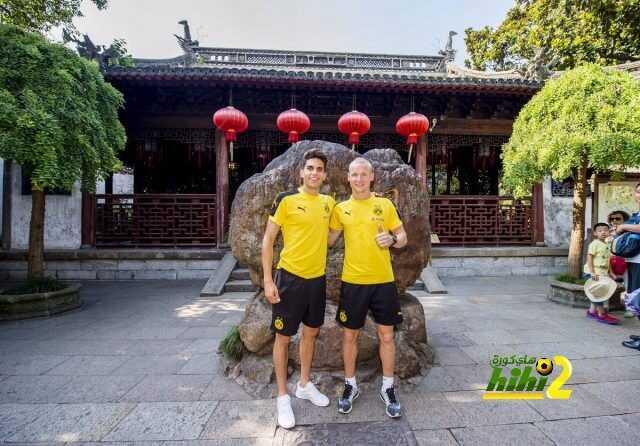 صورة : بارترا ورفاقه في جولة صينية coobra.net