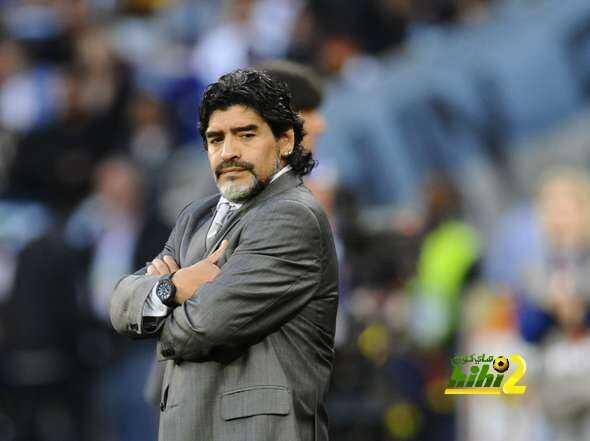 مارادونا : لايمكنني فهم قرار هيغواين بالذهاب إلى اليوفي coobra.net