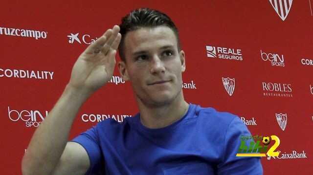 لاعب اشبيلية يقترب بشدة من اتلتيكو مدريد coobra.net