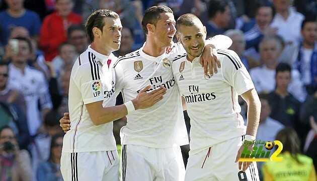 ريال مدريد الأكثر بالنسبة لقيمة لاعبيه التسويقية.. وبرشلونة ثانياً coobra.net