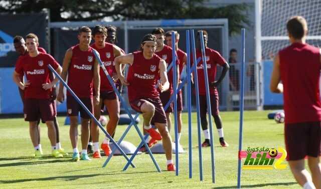 صور : اتليتكو مدريد يواصل استعداداته للموسم الجديد coobra.net