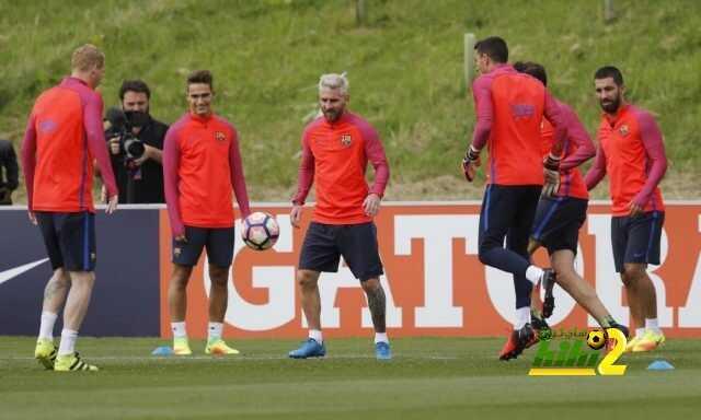 صور : برشلونة يواصل الاستعداد للموسم المقبل coobra.net