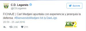 الجزائري مجاني ينضم لفريق ليغانيس الإسباني coobra.net