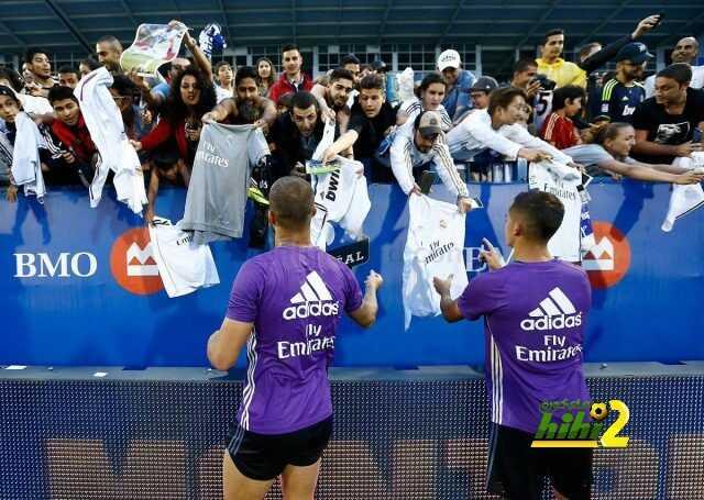صور : آخر تدريبات ريال مدريد أمام الجماهير قبل رحيلهم للولايات الأمريكية المتحدة ! coobra.net