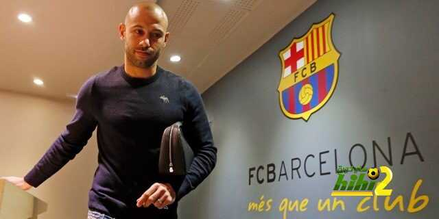 عاجل : ماسكيرانو لاعبا في برشلونة حتى 2019 coobra.net