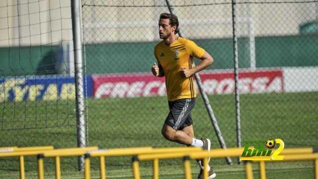 صورة : ماركيزيو يبدأ الجري للمرة الأولى إثر جراحة الرباط الصليبي coobra.net
