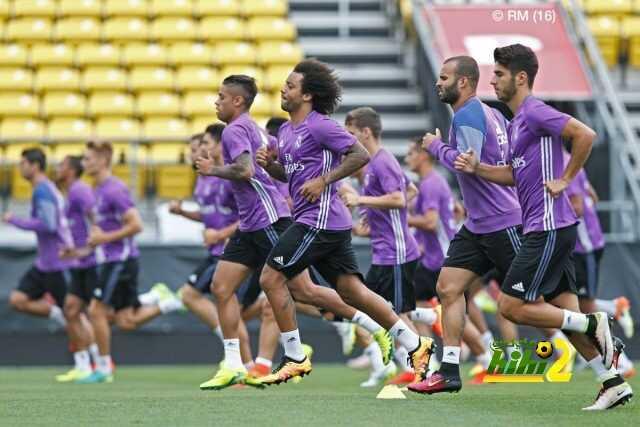 صور : ريال مدريد يواصل إستعداداته للموسم الجديد بعد ودية باريس سان جيرمان ! coobra.net