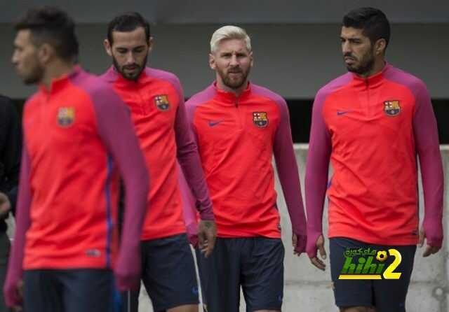 السبورت ? التزام لاعبي برشلونة ? coobra.net