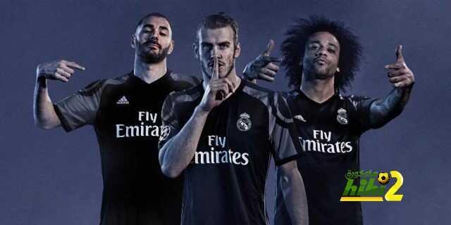 صورة : لاعبو الريال يعلنون عن القميص الثالث للموسم الجديد coobra.net