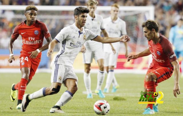 أسينسيو الأقرب للبقاء في ريال مدريد coobra.net