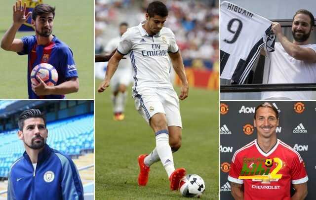 ريال مدريد لازال لم يدخل الميركاتو وبرشلونة إقترب من إنهائه واليوفنتوس أرعب الجميع ! coobra.net
