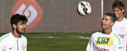 غوميز : كريستيانو هنأني بالانضمام إلى برشلونة coobra.net