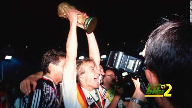 كلينسمان .. الفاكهة الألمانية التى أمتعت عشاق كرة القدم فى التسعينيات coobra.net
