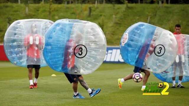برشلونة يواصل إستعداداته للموسم الجديد ! coobra.net