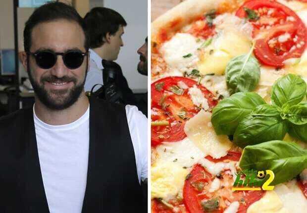 مطعم في نابولي يقدم خصم كبير حال أصيب هيجواين مع اليوفينتوس .! coobra.net