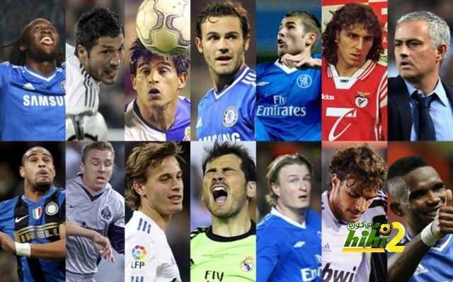 صور : من قام بطردهم مورينيو طوال تاريخة ?! coobra.net