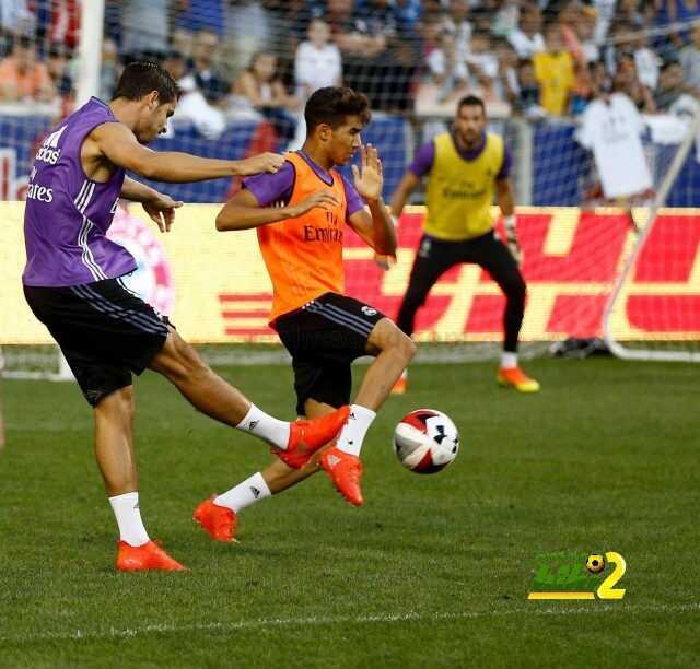 صور : ريال مدريد يواصل إستعداداته لمواجهة بايرن ميونخ ! coobra.net