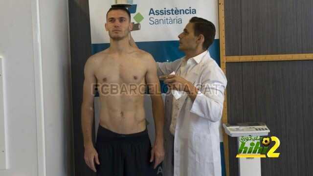 صور : لاعبو برشلونة يجتازون الفحوصات الطبية ! coobra.net