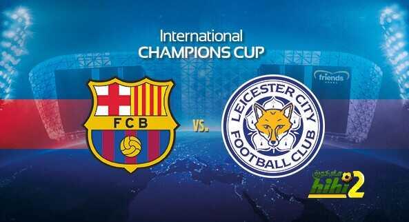 التشكيلة المتوقعة لمباراة برشلونة ضد ليستر سيتي ! coobra.net
