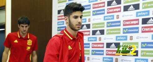 أسينسيو : سأبقى في مدريد coobra.net