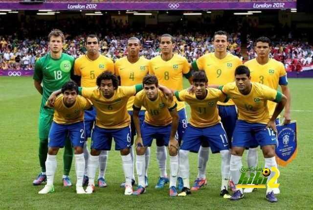 أخر منتخب أوليمبي للبرازيل .. أين هم الأن ومن منهم الأكثر إنضماماً للمنتخب الأول؟ coobra.net