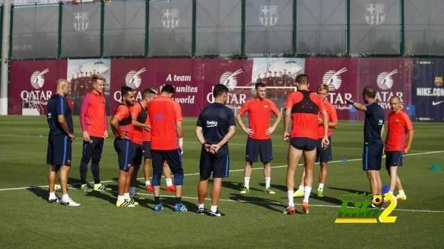 صور : برشلونة يواصل الاستعداد للموسم الجديد coobra.net