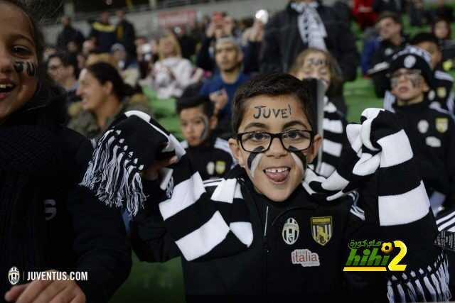 صور : يوفنتوس والحب الذي لا يعرف المسافات ! coobra.net