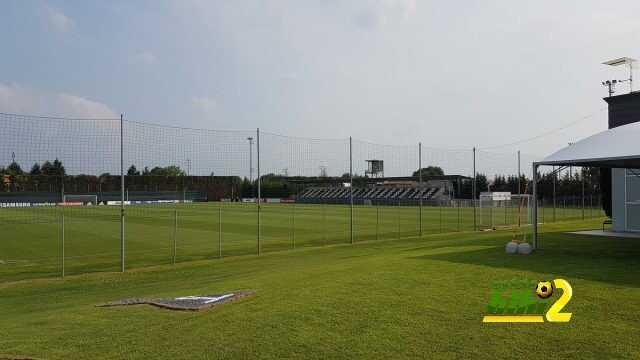 صور : إنتهاء الإصلاحات بملعب تدريبات يوفنتوس   ! coobra.net