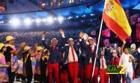 راموس يتمنى التألق لبعثة إسبانيا في اوليمبياد ريو دي جانيرو coobra.net