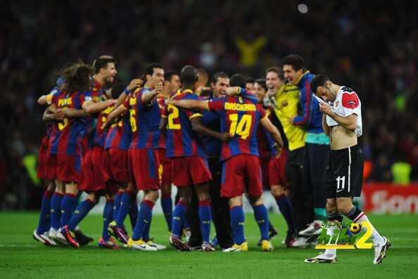 برشلونة يحمل ذكريات سعيدة على ملعب مباراة ليفربول coobra.net