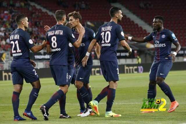 فيديو : باريس سان جيرمان يسحق ليون ويتوج بطلا لكأس السوبر الفرنسي ! coobra.net