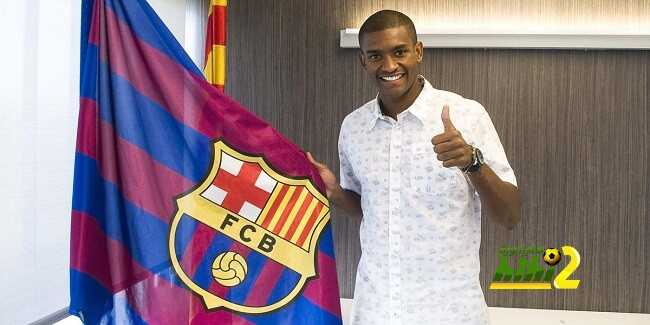 هل ينتقل مدافع برشلونة مارلون بصفة نهائية إلى الفريق؟ coobra.net