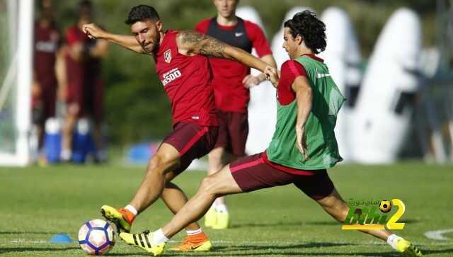 لاعب أتليتيكو مدريد على وشك التعاقد مع سوانزي ! coobra.net