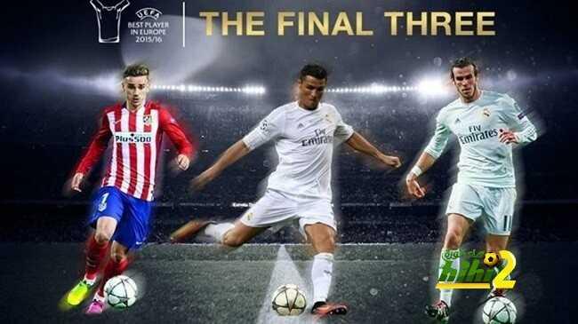 صحيفة الآس تكشف عن نتيجة الاستفتاء حول أفضل لاعب في أوروبا coobra.net