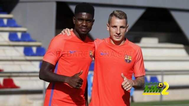 صور من استعدادات برشلونة لكأس جامبر coobra.net