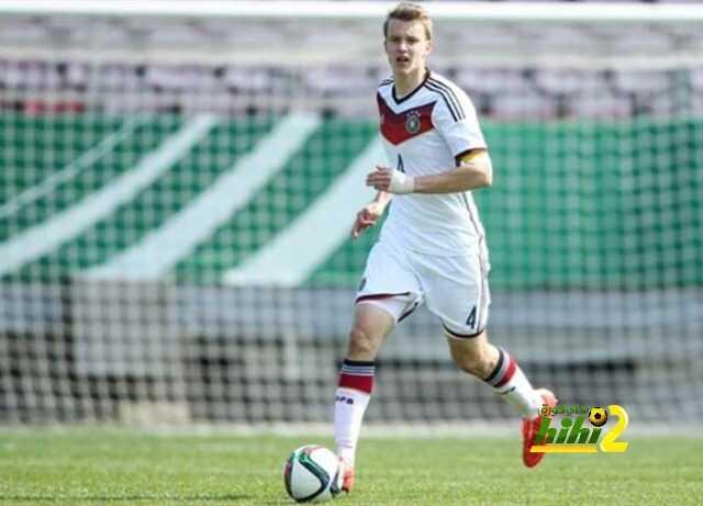 آرسنال يتابع الظهير الألماني كلوسترمان خلال الأولمبياد coobra.net