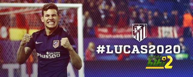 رسمياً .. اتلتيكو مدريد يجدد عقد لاعبه coobra.net