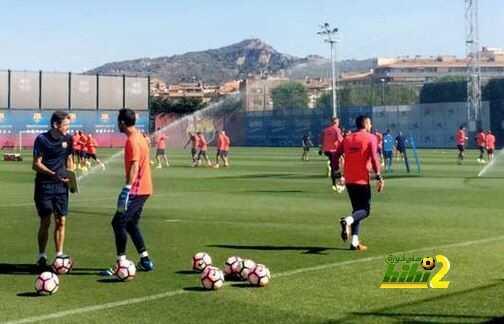 صورة : برشلونة يختتم استعداداته لكأس جامبر coobra.net