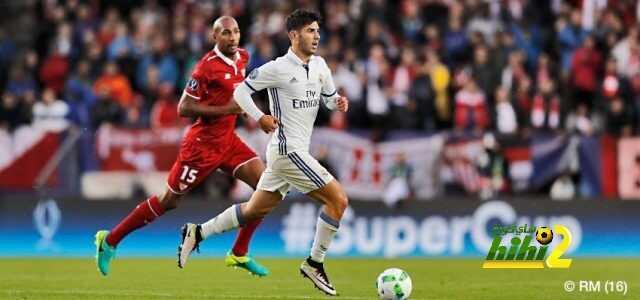 فيديو : ريال مدريد يتعادل في الاشواط الاصلية مع اشبيلية coobra.net