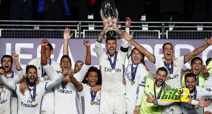 راؤول يهنيء ريال مدريد على التتويج بالسوبر الاوروبي coobra.net