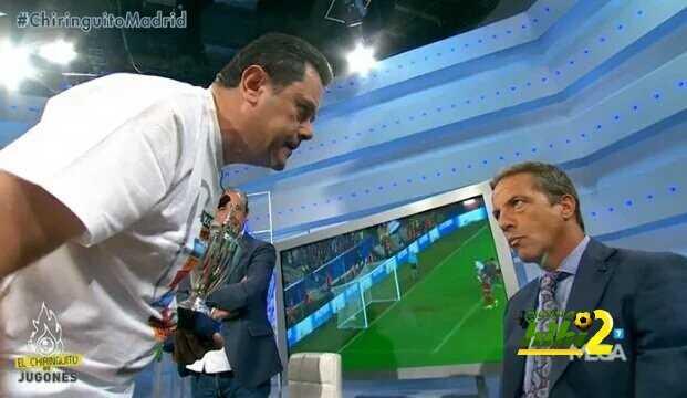 الصحفي روسينسو لمشجع إشبيلية : ريال مدريد يرد في الملعب coobra.net