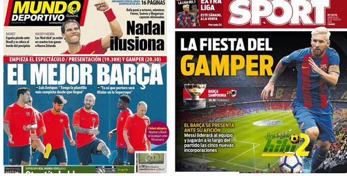 صحف كتالونيا تقلل من فوز ريال مدريد بالسوبر coobra.net