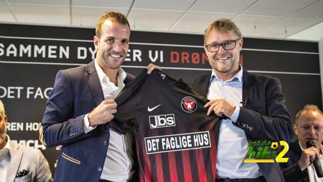 رسميا : فان دير فارت لاعبا بميتيلاند الدنماركي ! coobra.net