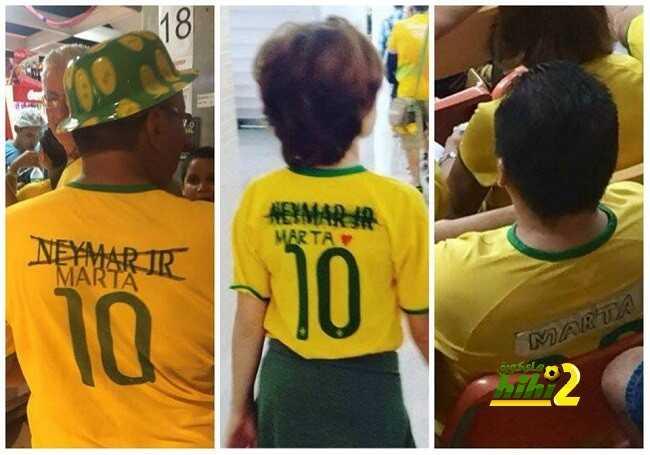 جماهير البرازيل تهاجم نيمار بسبب أدائه الباهت coobra.net