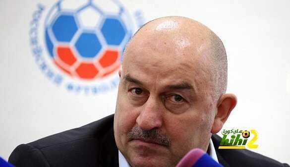 المنتخب الروسي يعلن رسمياً عن مدربه الجديد coobra.net