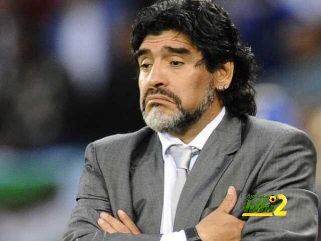 مارادونا: يجب أن نتوسل لميسي للعودة للمنتخب coobra.net