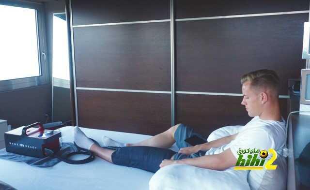 صورة : شتيجن يبدي استعداده للعودة القريبة للملاعب coobra.net