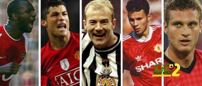 أفضل 11 لاعبا فى تاريخ البريمير ليج منذ  1992 وحتى الآن ! coobra.net